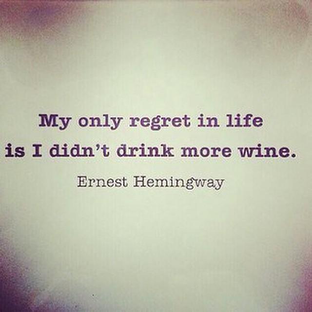 #noregrets #happysaturday #wisewords