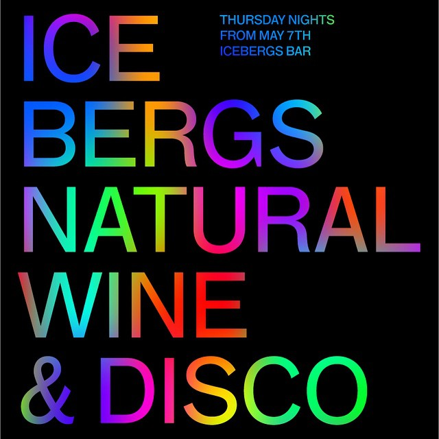 So excited! our Azizas Shiraz will be one of the wines featured this Thursday at one of my favourite places ....icebergs . Come along and have a drink and a boogie with me ?? #harkhamwine #azizasshiraz #icebergs #naturalwine #disco @mauriceterzini